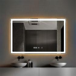 فندق تفاهة ذكيّ حمام ضوء برق [لد] مرآة غرفة حمّام مع [سا] [س] يوافق قوة إمداد تموين