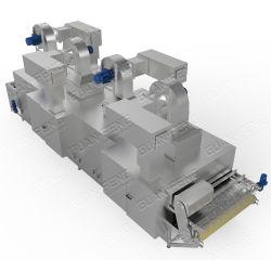 معدات ماكينة تجفيف تلقائي ذات أداء عالٍ بمساحة 16 م2 لمجفف السير عالي الأداء الجفاف