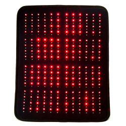 Het Systeem van het Stootkussen van de Therapie van het rood licht voor Privé-gebruik of voor Reis thuis wordt ontworpen die