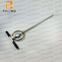 Пенетрометр с Динамометрическим Кольцом и Т-образной Ручкой для Измерения Несущой Способности
