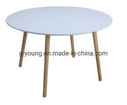 Esszimmer Möbel Bilder von runden Holz Esstisch