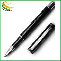 Toque personalizado Bolígrafo metálico para el suministro de oficina