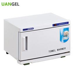 16L УФ стерилизатор 2 в 1 горячим полотенцем теплее кабинет спа для волос салон красоты оборудование с шарнирным механизмом в области здравоохранения