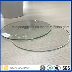 Baratos moderno mobiliario de Vidrio Cristal de café de cristal