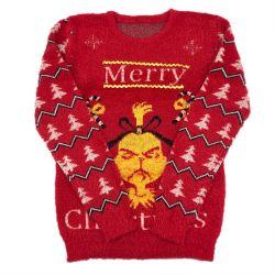 2020 새로운 디자인 아이들 아이를 위한 주문 도매 크리스마스 스웨터