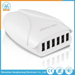 des Handy-5V/7.2A zusätzliche Kanäle USB-Aufladeeinheit Arbeitsweg-des Adapter-6