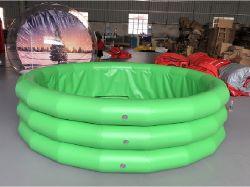 90cm tiefe aufblasbare Hinterhof-Pools für Erwachsene