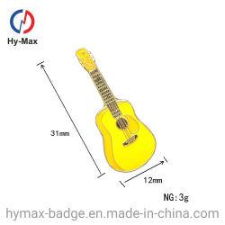 شارة مصنوعة من الزنك المعدني المخصص عالي الجودة من الزنك ألوي لفرقة موسيقية من السنجاب