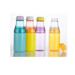De rekupereerbare Plastic Kop van de Fles van de Soda met Schroefdop