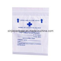 卸し売りLDPEのタブレットの分配袋及び薬のプラスチックエンベロプ