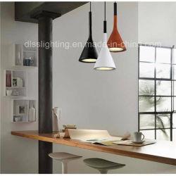 De moderne Lamp die van de Tegenhanger van het Cement van de Stijl van het Industrieland Imitatie Westelijk Restaurant verfraaien