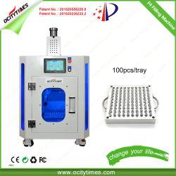 Ocitytimes F4 Vaporisateur de cartouches de plume de gros de machines de remplissage d'huile de la CDB