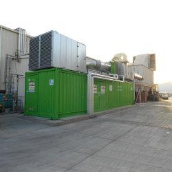 Calore del generatore del gas di energia rinnovabile produzione di energia ed unito
