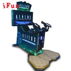 Les étrangers Coin exploité Arcade Simulateur de tir laser Prix Cible Machine de jeu Jeu d'arcade vidéo électrique