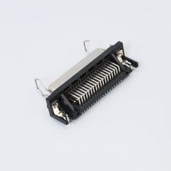 Connettore centronics -1 di SCSI del connettore