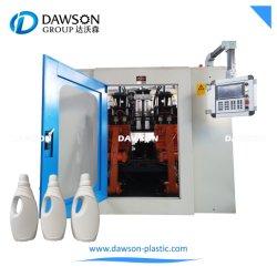 Detergente de plástico de HDPE PP máquina de moldeo por soplado de botellas