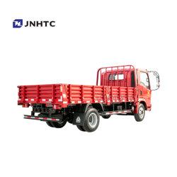 LKWas SinotrukVan Box Lorry für des Verkaufs-HOWO Minizaun Gattle Gitter-Stange-Flachbettladung-LKW-kleinen LKW ladung-LKW-China-4X2 heller 3.5 Tonne 5 Tonnen-Ladung-LKW