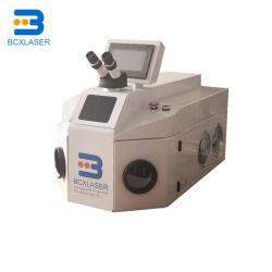 De Machine van het Lassen van de Vlek van de laser voor de Batterij van Teech van Glazen