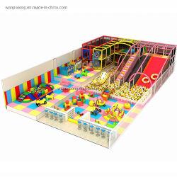 Les enfants du PEBDL Terrain de jeux intérieur en plastique, les enfants Preschool Soft Play jouets, terrain de jeux intérieur pour la vente d'équipement