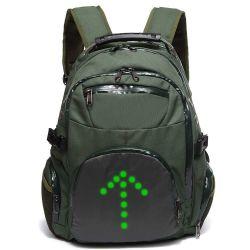 La Chine usine Lighg LED Ride sac à dos Outdoor Moto Sport Voyant LED Sac à dos Sac (RS-7007)