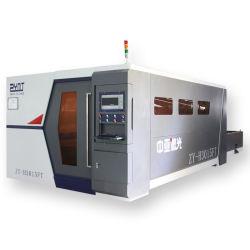 Plaat die de Om metaal te snijden van het Metaal 1000W 2000W van de Machine G6020 van de Laser van de Vezel van Zymt de Bron van de Laser snijden Ipg
