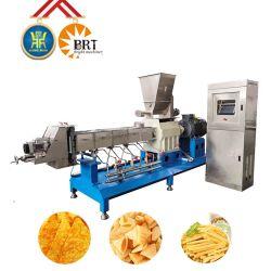 Жареные закуски питание машины закуска Пелле жарки микросхемы машины закуски обработки.