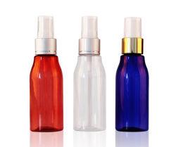 60ml Plastique Bouteille PET avec le pulvérisateur pour les cosmétiques à l'emballage