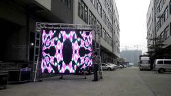 Video su schermo LED per esterni Gant HD P5 per la pubblicità Cartello per affissioni del centro messaggi