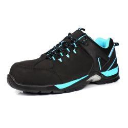 Cimenté Semelle en caoutchouc en cuir nubuck EVA S3 des chaussures de sécurité/chaussures de sécurité/chaussures de travail Sn5789