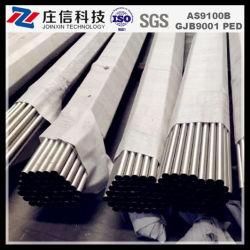 Titanlegierungs-oder Cp-Titan-Rohr des China-Fabrik-Preis-Gr1 Gr2 Gr5