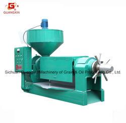 Machine van de Pers van de Olie van de Zonnebloem van de Pinda van de Sojaboon van de Levering 800kg/H van de Fabriek van Guangxin de Spiraalvormige