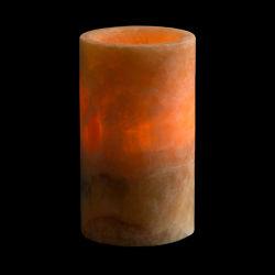 Decoraciones de Navidad Velas Velas artificiales frascos de vidrio velas