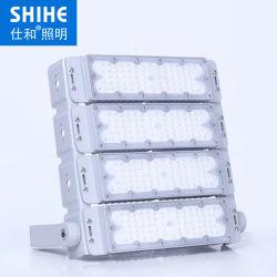 Super brillante exterior IP65 de alta calidad resistente al agua 200W de luz LED de inundación de las luces de túnel