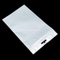 Kundenspezifische wasserdichte fördernde mehrfachverwendbare Storge Reißverschluss-Beutel