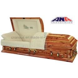 중국 관 제조자에서 장례식 나무로 되는 관