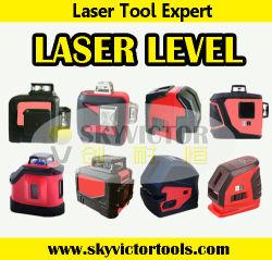 5 Niveau van de Laser van de Lijn van punten het Dwars (R25)