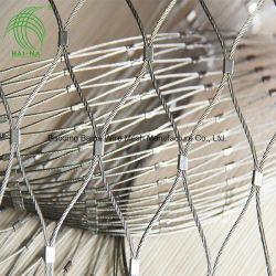 Baina die Netto Staal beschermen van de Kabel van het Roestvrij staal het Netto Anti-diefstal