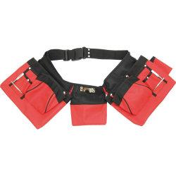 Double sac d'Ongles & Combi Etui à outils en polyester