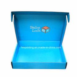 D'impression personnalisé Mailer pliable Carton Boîte en carton ondulé pour l'emballage des jouets et les dates Medjool