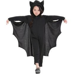 Des Mädchens Kostüme Qualitäts-Halloween-Cosplay