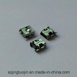 Mini USB -5p évier 1.7mm connecteur femelle
