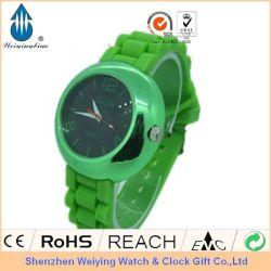 2013 ساعات كوارتز بحقيبة أليكي صديقة للبيئة مع CE وتوجيه تقييد استخدام المواد الخطرة (RoHS)، معتمدة من قِبل REACH