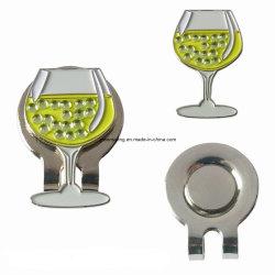 Tasse à vin à la mode Metal Craft Golf Clip PAC