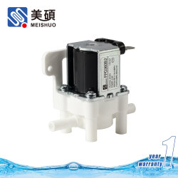 Meishuo Fpd360b2 DC24V 220 Volts OEM da electroválvula de pressão de vácuo e de cozinha para uso doméstico da electroválvula do interruptor de segurança da água