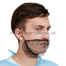 Fabricant Aimmax PP Masque Non-Woven Barbe barbe pour couvrir l'industrie alimentaire