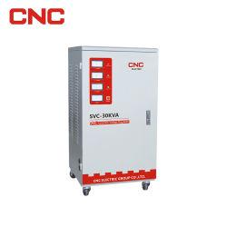 Fábrica china SVC15kVA suministro de energía va de 1000 Vatios estabilizador automático de regulador de voltaje AC