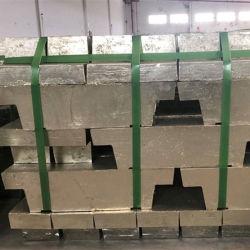 99.995%高い純度の錫のインゴット安い錫のインゴット- Yuntaiの金属の非鉄金属の金属のインゴット