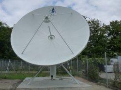 6.2m C, Ku-Band Rx nur Kommunikations-Antenne