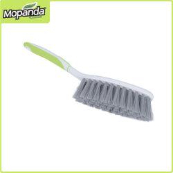 Mango de caucho suelo de pared de pala para recoger basura de plástico el cepillo de limpieza