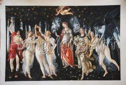 Pintura - Botticelli